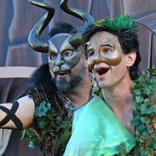 Free Shakespeare in the Park: 'A Midsummer Night's Dream'