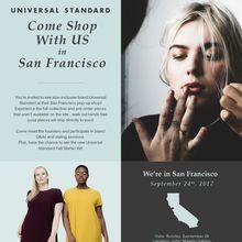 Universal Standard San Francisco Trunk Show