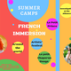 French Immersion summer camp 3 Artists' Festival