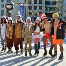 Polar Bear Skate: The San Francisco Edition