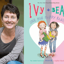 Saturday Storytime Presents ANNIE BARROWS in Berkeley