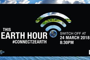 Earth Hour - Lights Out for...