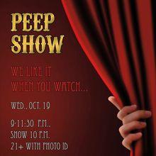 Peepshow: Drag, burlesque, variety!
