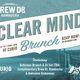 Clear Mind Brunch, Presented by Brew Dr. Kombucha & DoTheBay
