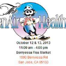 Open Air Community Health Fair