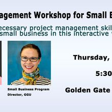 Project Management Workshop for Small Businesses