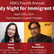 IIBA's Fourth Annual Comedy Night for Immigrant Rights