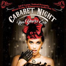 New Years Eve at Barbarossa Lounge - Save 65% Off Tickets!