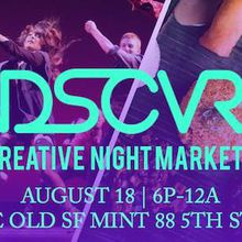 UNDISCOVERED Creative Night Market Festival - SOLD OUT