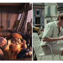 Call My By Your Name & Pixar's Up