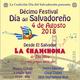 Decimo Festival Dia del Salvadoreño