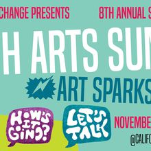 Youth Art Summit: Art Sparks Action