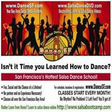 Learn SALSA DANCE, Drop in Welcome! SalsaCrazy Mondays Salsa Lessons & Part