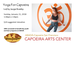Yoga for Capoeira