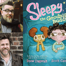 Storytime with DREW DAYWALT & SCOTT CAMPBELL at Books Inc. Campbell