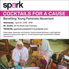 SparkSF Presents: Cocktails For A Cause