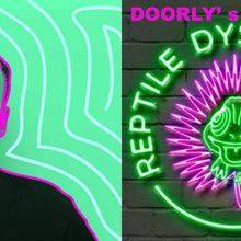 """Doorly (DIRTYBIRD) Presents """"Reptile Dysfunction"""" Day Party at the Midway Patio"""