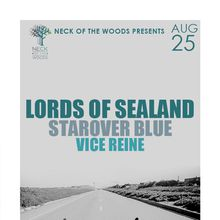 LORDS OF SEALAND, Starover Blue, Vice Reine