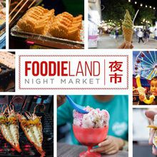 FoodieLand Night Market