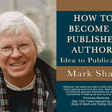 MARK SHAW at Books Inc. Burlingame