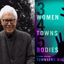 TOWNSEND WALKER at Books Inc. in The Marina