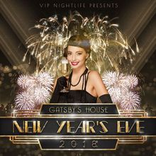 Gatsby's House - SF New Year's 2018