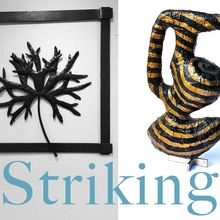 Striking: Jefferson Mack and Matt Gil at South Edge Gallery