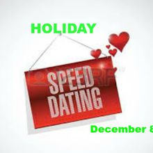 Holiday Speed Dating - Singles Party