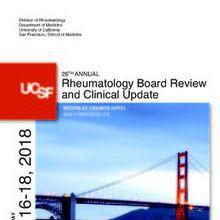 Rheumatology Board Review CME Conference - San Francisco 2018