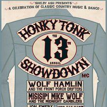 13th Annual HONKY-TONK SHOWDOWN!