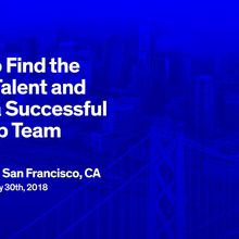 U+How to Find the Right Talent and Grow Your Business