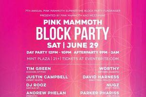 Pink Mammoth Summertime Blo...