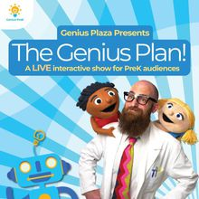 The Genius Plan live show for kids