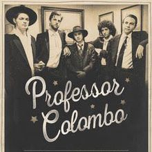 Professor Colombo (+the Howling Wolves)