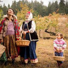 Fort Ross Harvest Festival
