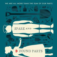 Sarah Griffin / Spare and Found Parts Book Launch Party!