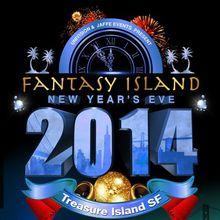 Fantasy Island NYE 2014