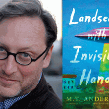 NYMBC Presents M.T. ANDERSON