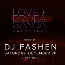 L+P Saturdays w/ Fashen & Kid Vicious