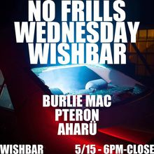 No Frills l Burlie Mac, Pteron, & Aaharü