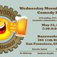 Wednesday Morning Hangover Comedy Show-Includes One Beer