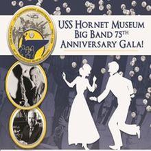 USS Hornet 75th Anniversary Big Band Dance Gala