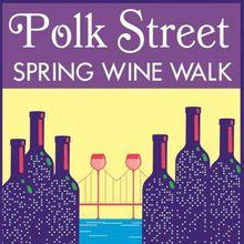 Polk Street Spring Wine Walk