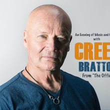 """An Evening Of Music & Comedy with Creed Bratton from """"The Office"""""""