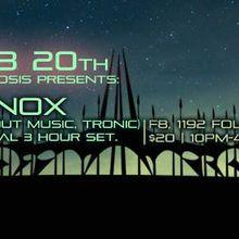 Symbiosis Presents D-Nox