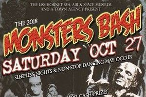 MONSTERS BASH 2018