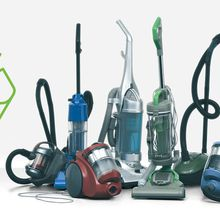 Spring Cleaning: Vacuum Recycling Event