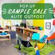 Outpost Pop-Up Sample Sale