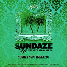 Sundaze Day Party w/ Jermaine Dupri