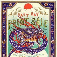 East Bay Print Sale